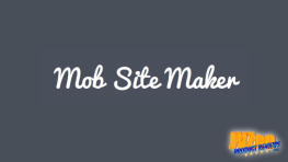 Mob Site Maker Review and Bonuses