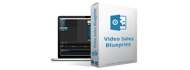 Video Sales Blueprint Features