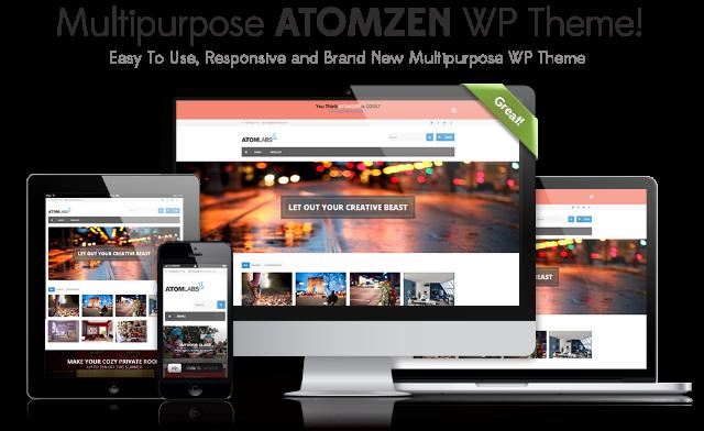AtomZen Features