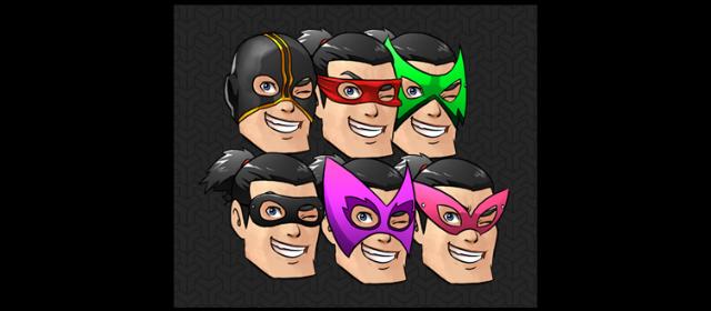 Mascot Hero Features