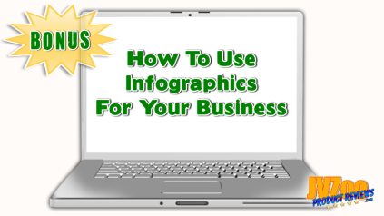 Infographics Business Edition Bonuses