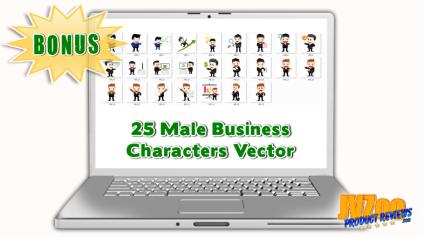 Infographics Business Edition Bonuses