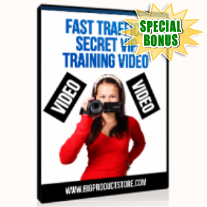 Special Bonuses - June 2015 - Fast Traffic Secrets VIP Training Video