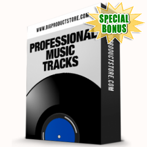 Special Bonuses - June 2015 - Professional Music Track Pack
