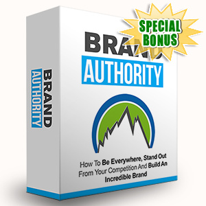 Special Bonuses - June 2015 - The Brand Authority Guide
