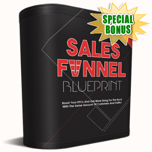 Special Bonuses - June 2015 - Sales Funnel Blueprint Video Pack