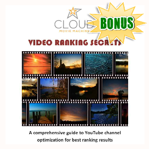 Cloud Movie Machine Bonuses