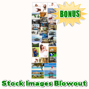 Stock Photos Rush V1 Bonuses