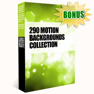 Motion Suite Pro V6 Bonuses