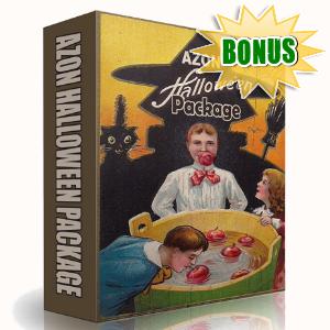 Azon FlyBox 2.0 Bonuses  - Azon Halloween Package