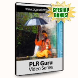 Special Bonuses - July 2015 - PLR Guru Video Series