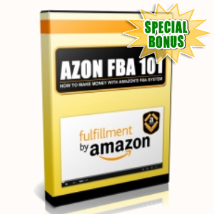 Special Bonuses - July 2015 - Azon FBA 101 Video Series