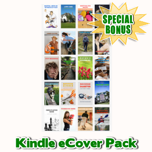 Special Bonuses - July 2015 - Kindle eCover Pack