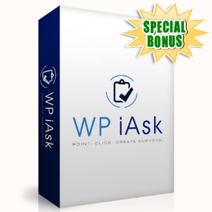 Special Bonuses - July 2015 - WP iAsk Plugin