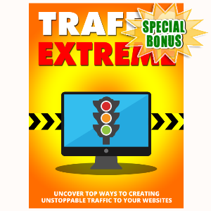 Special Bonuses - July 2015 - Traffic Extreme Guidebook