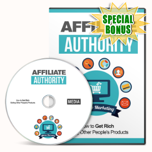 Special Bonuses - July 2015 - Affiliate Authority Upgrade Video Series