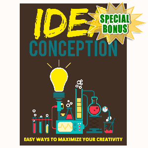 Special Bonuses - July 2015 - Idea Conception