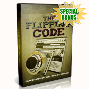Special Bonuses - July 2015 - The Flipping Code Video Series