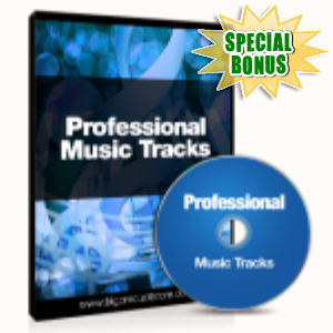 Special Bonuses - July 2015 - Professional Background Music Tracks Pack