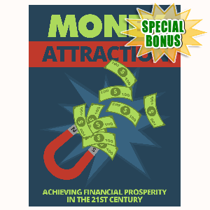 Special Bonuses - July 2015 - Money Attraction
