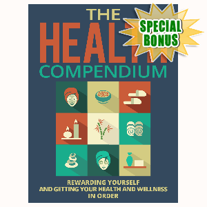 Special Bonuses - July 2015 - The Health Compendium