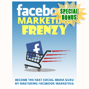 Special Bonuses - July 2015 - Facebook Marketing Frenzy