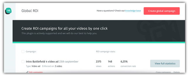 Video Studio Features - Sleek Dashboard & Engagement Tracking