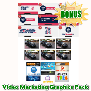 Female Mascot Maker Bonuses  - Video Marketing Graphics Pack