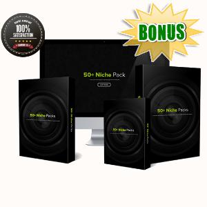 Long Tail Pro v3 Bonuses  - 50+ Niche Packs