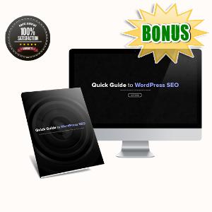 Long Tail Pro v3 Bonuses  - Quick Guide to WordPress SEO