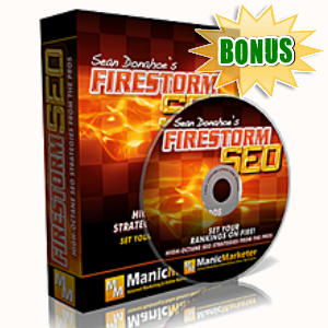 Article Partner Bonuses  - Video SEO Firestorm