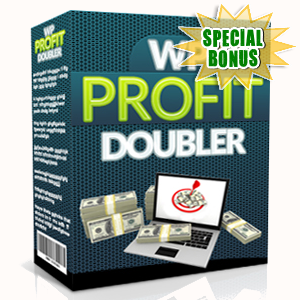 Special Bonuses - August 2015 - WP Profit Doubler Software