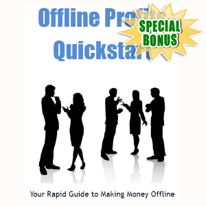 Special Bonuses - August 2015 - Offline Profits Quickstart Guide