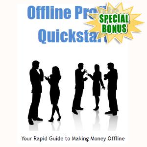 Special Bonuses - August 2015 - Offline Profits Quickstart Guide