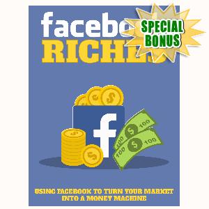 Special Bonuses - August 2015 - Facebook Riches