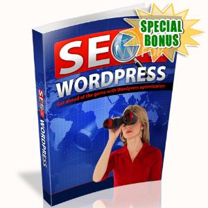 Special Bonuses - August 2015 - SEO Tips For WordPress