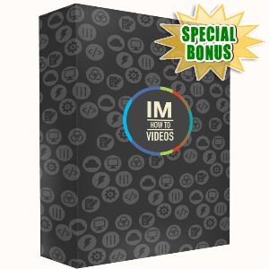 Special Bonuses - August 2015 - IM How To Videos Pack Part 3