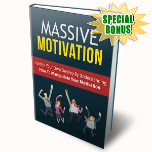 Special Bonuses - August 2015 - Massive Motivation