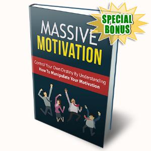 Special Bonuses - August 2015 - Massive Motivation