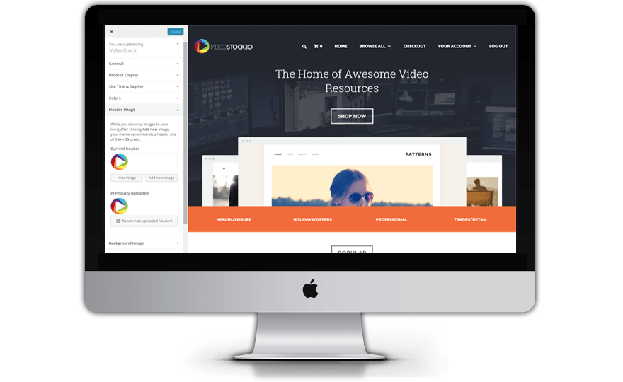 Video Store Pro Features - Customize Your Video Store As You Want