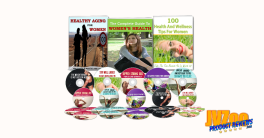 Women's Health, Fitness & Natural Wellness PLR Pack Review and Bonuses