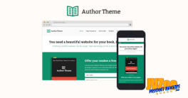 Author Theme Review and Bonuses