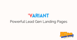 Variant Landing Page WordPress Package Review and Bonuses