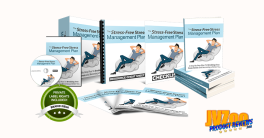 The Stress-Free Stress Management Plan PLR Review and Bonuses