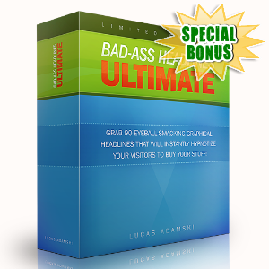 Special Bonuses - September 2015 - Bad-Ass Headline Ultimate Graphical Headlines Pack
