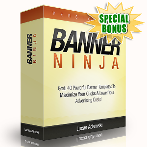 Special Bonuses - September 2015 - Banner Ninja Volume 2 Templates Pack