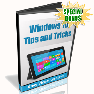 Special Bonuses - September 2015 - Windows 10 Tips And Tricks Video Series