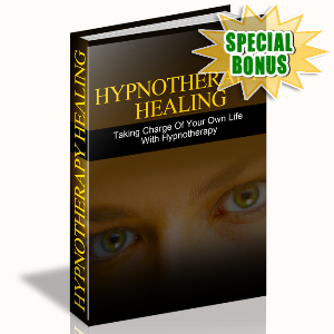 Special Bonuses - September 2015 - Hypnotherapy Healing