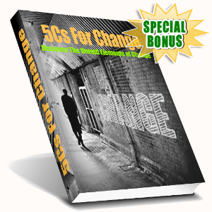 Special Bonuses - September 2015 - 5 C's For Change