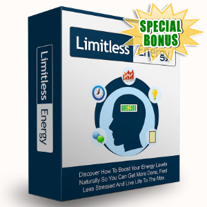 Special Bonuses - September 2015 - Limitless Energy Gold Video Series